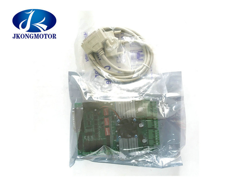 TB6600 3 Axis Controller Board With Limit Switch , Mach3 Cnc Usb Breakout  Board
